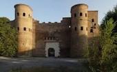 Porta Asinara a Roma, in zona San Giovanni - Area archeologica