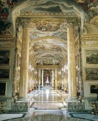 La Galleria Colonna a Roma - Sala grande